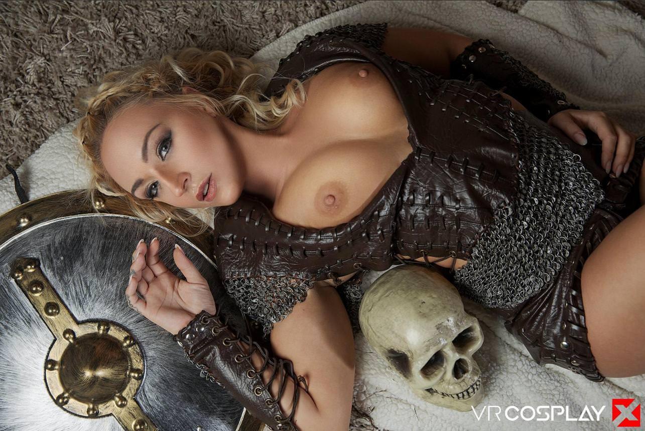 Amber Deen As Lagertha