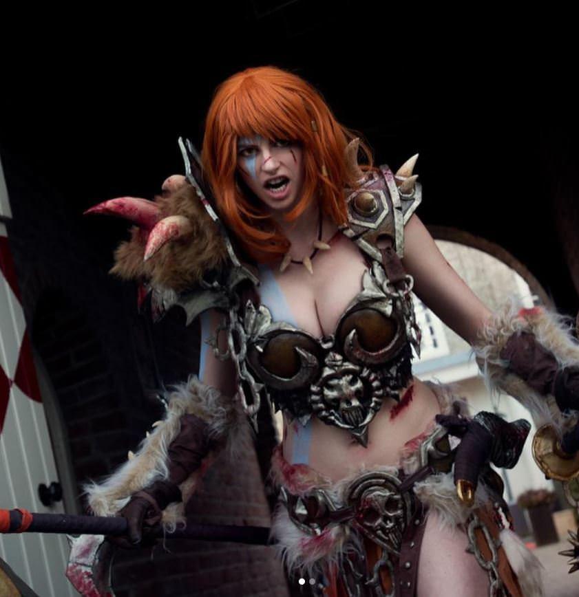 Barbarian From Diablo 3 By Maromymacaroni
