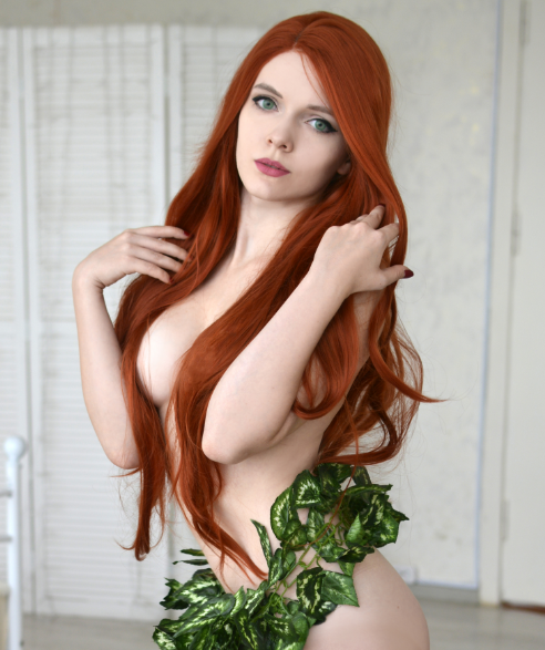 Irina Sabetskaya As Poison Ivy
