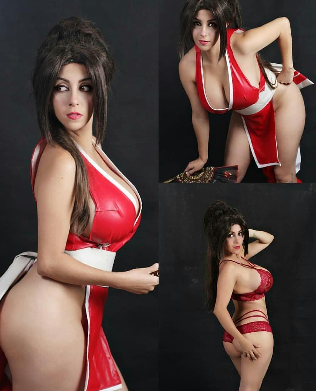 Mai Shiranui From Fatal Fury By Keira Lex