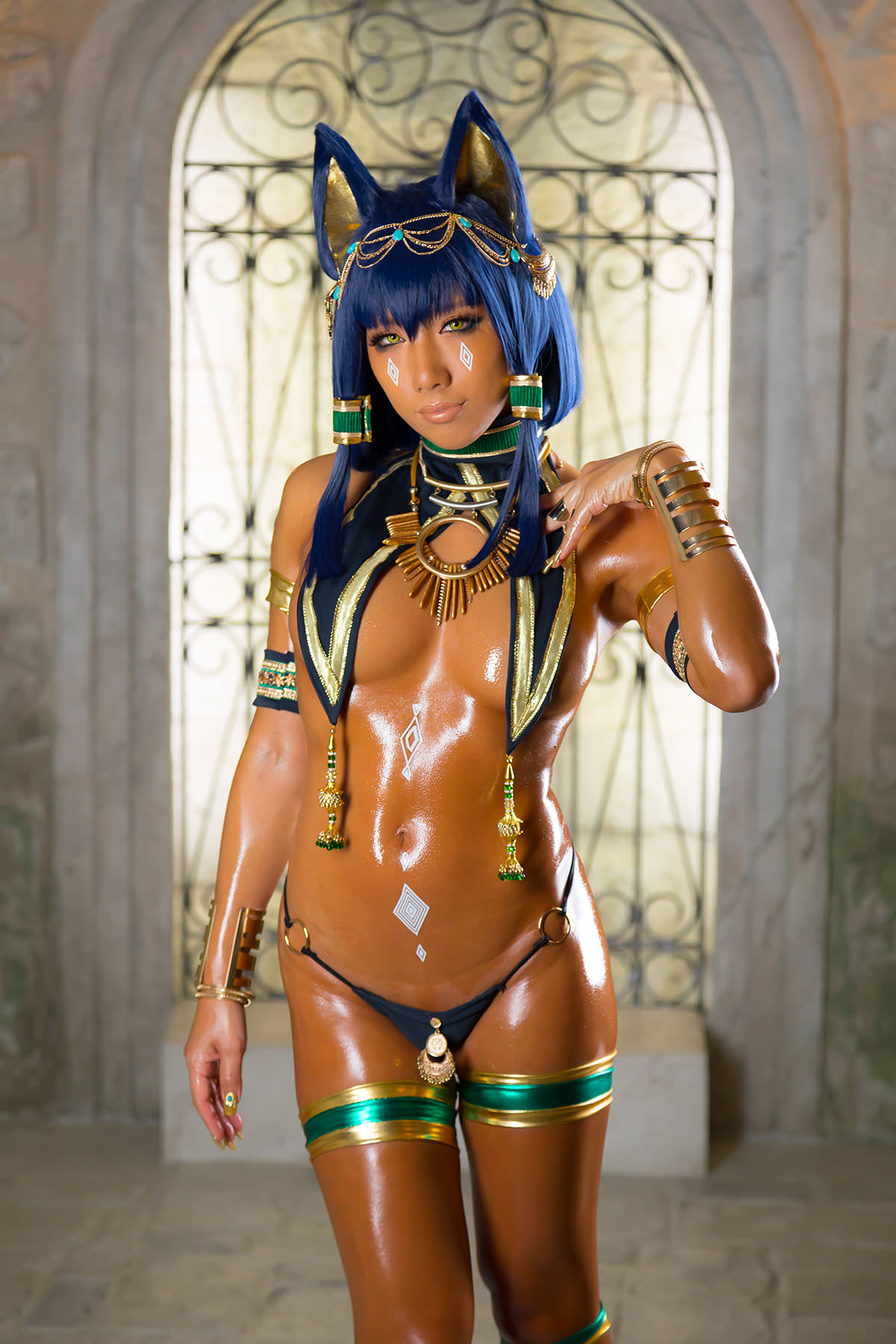 Nonsummerjack As Bastet