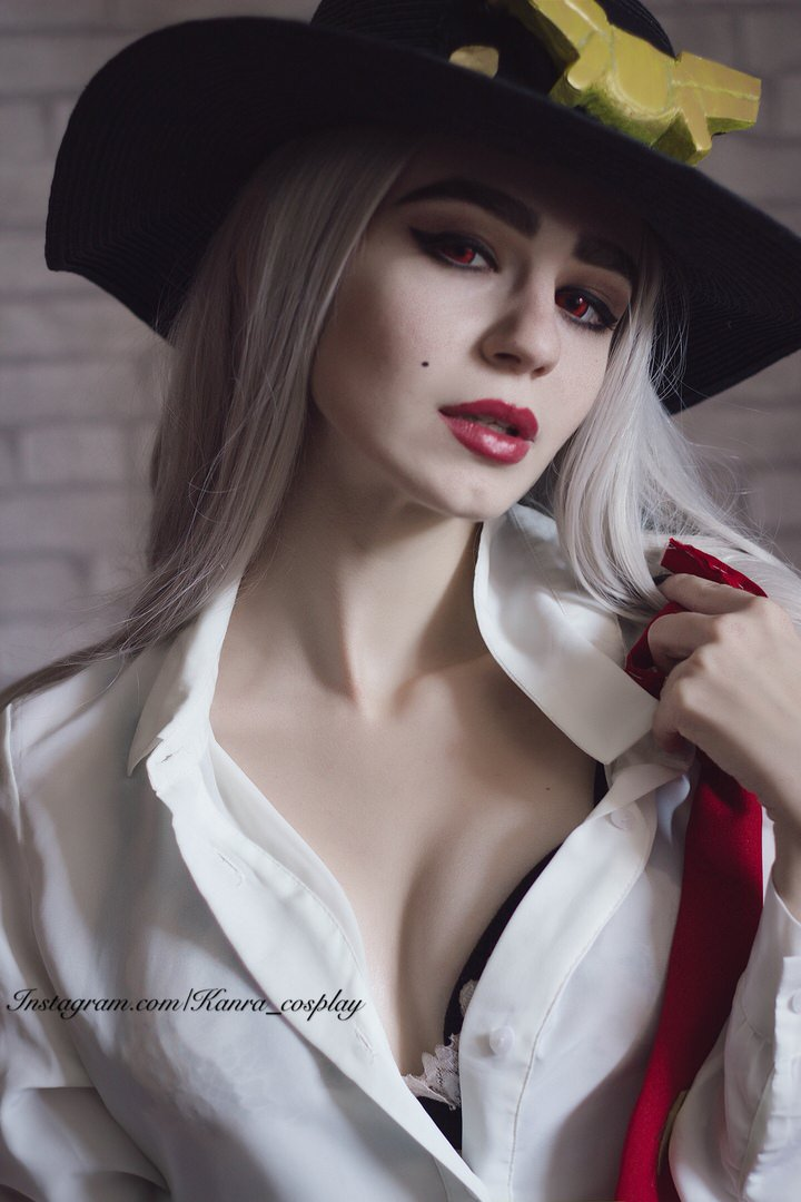 Oh Jesse ❤️ Main Version Of Ashe Is Good But Sexy One Is Better! By Kanra_cosplay