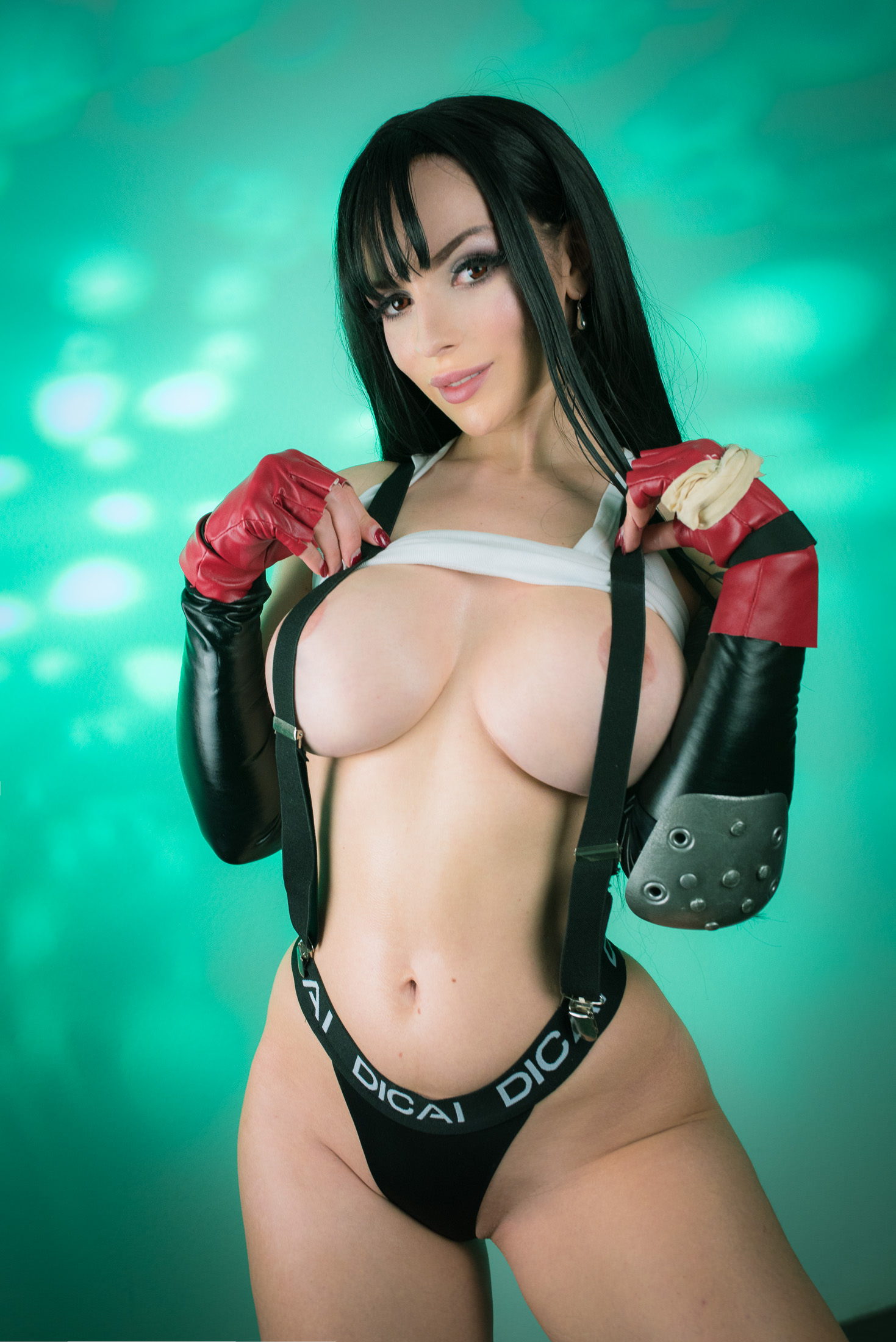Tifa By Katysuka Moonfox