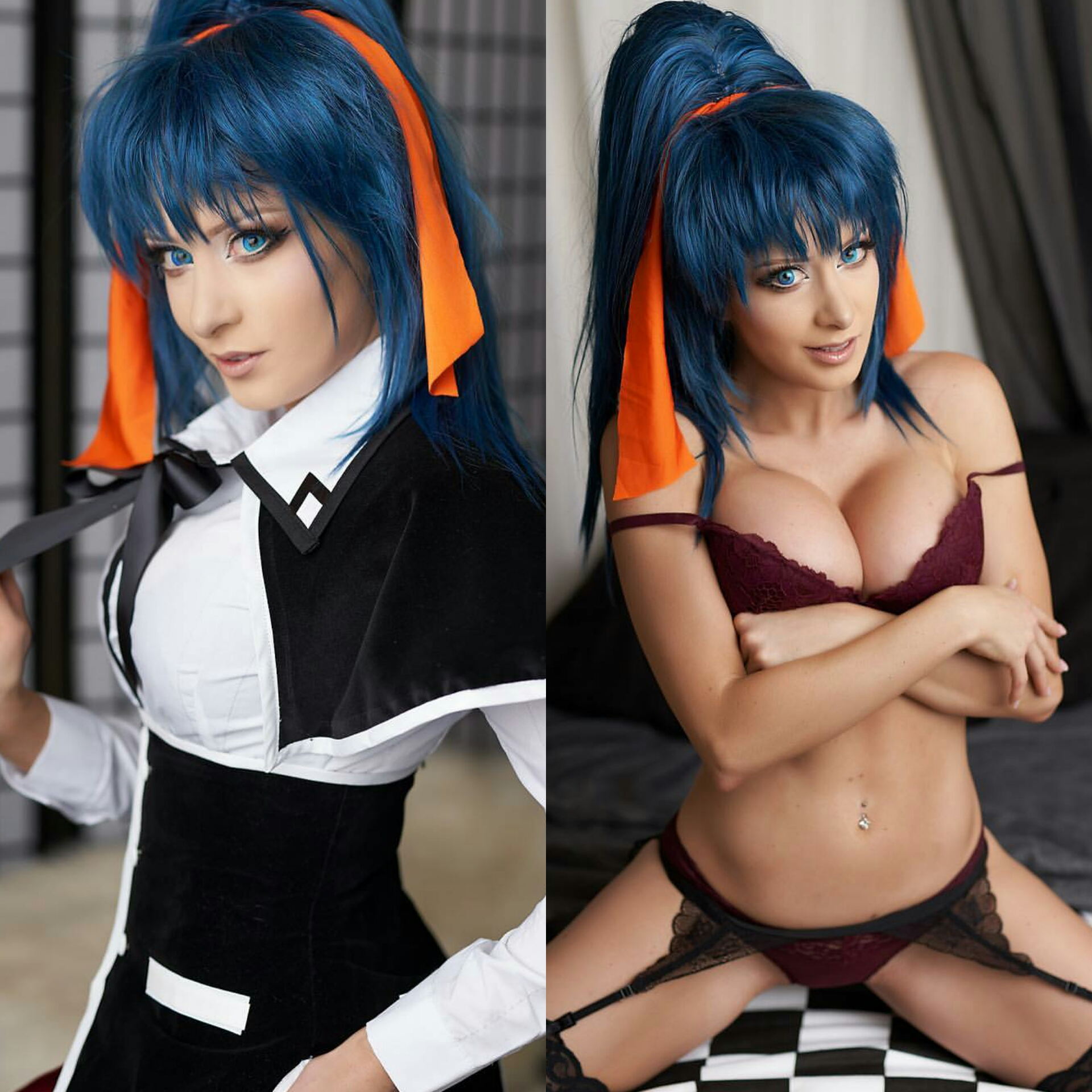 Akeno From High School DxD By Kate Sarkissian
