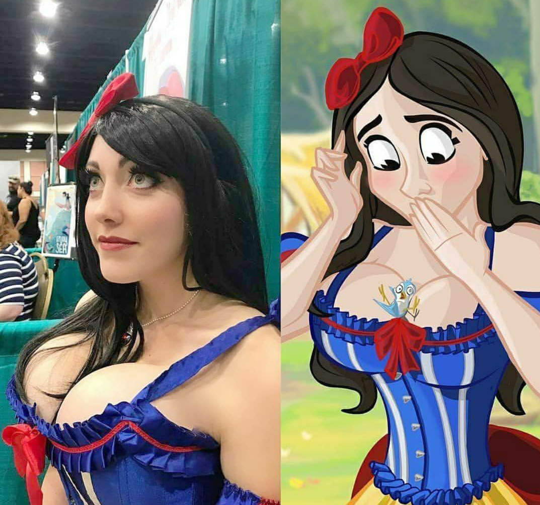 Snow White By Alina Masquerade