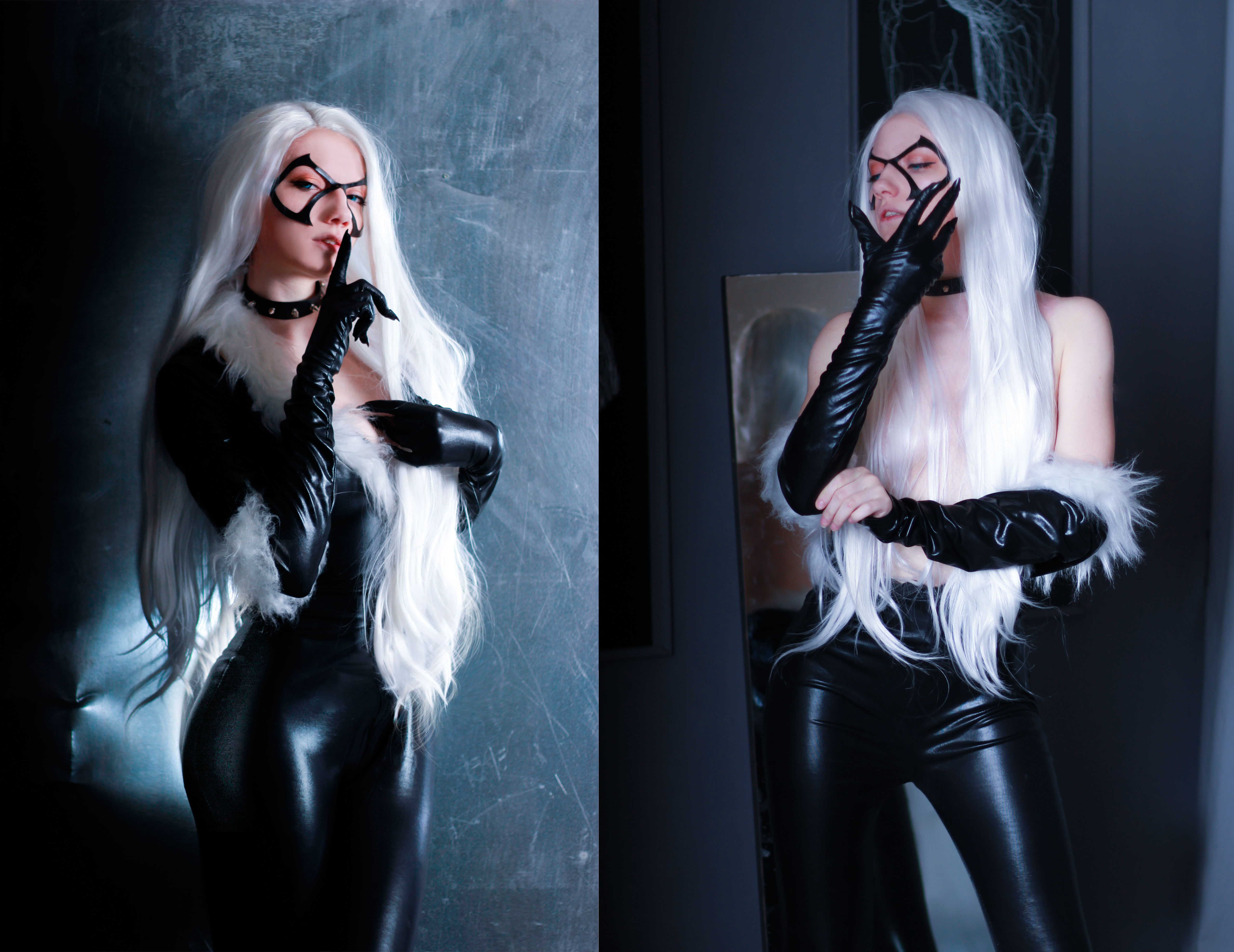 Black Cat By CarryKey
