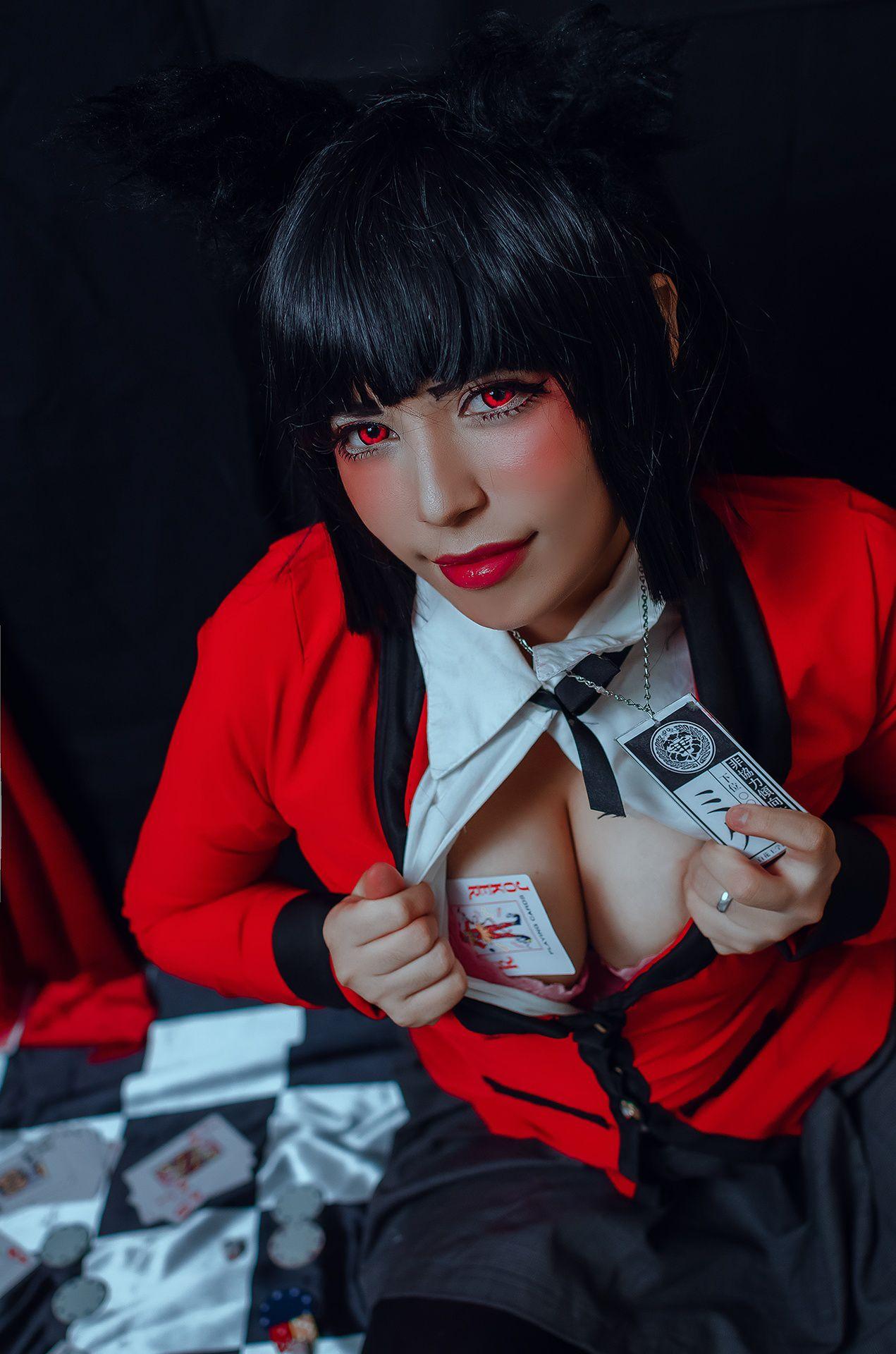Jabami Yumeko By Nooneenonicos