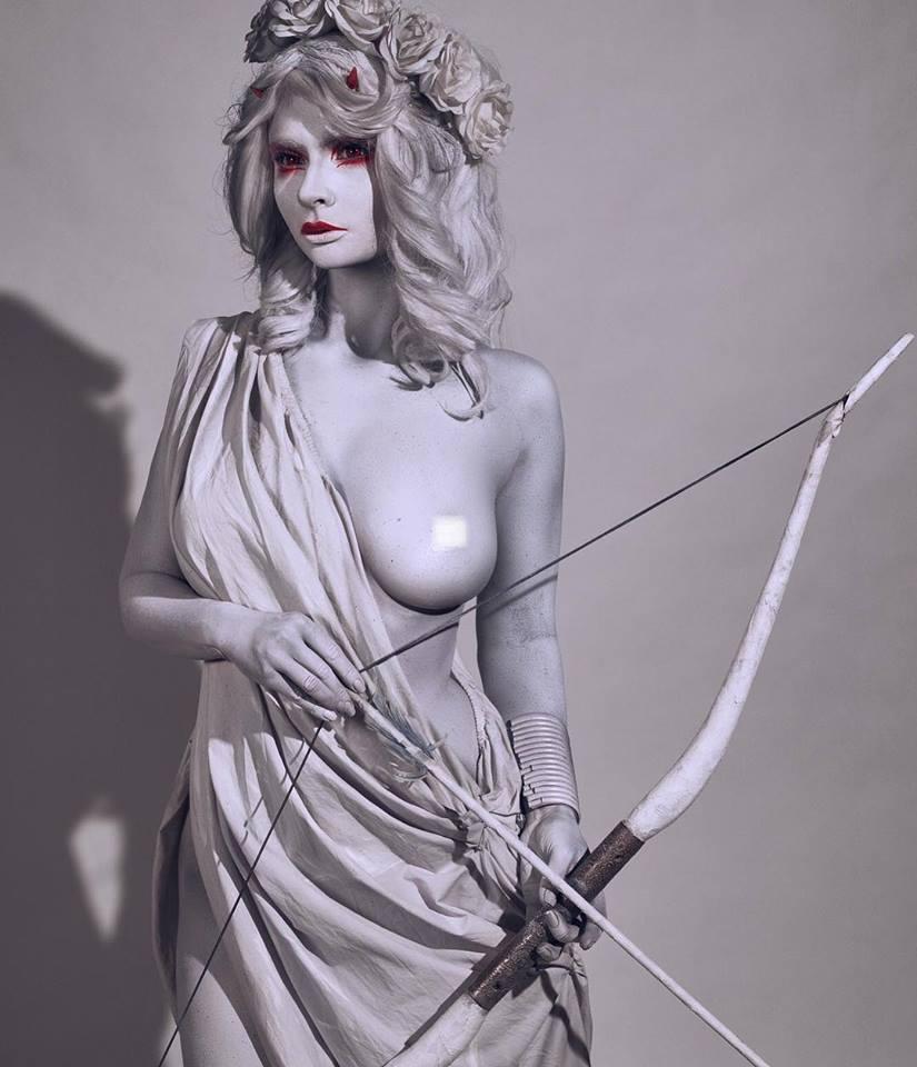 Cupid'sWife By Jannetincosplay