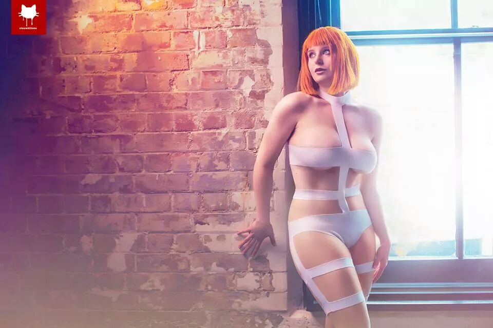 Leeloo From The Fifth Element By Amyable
