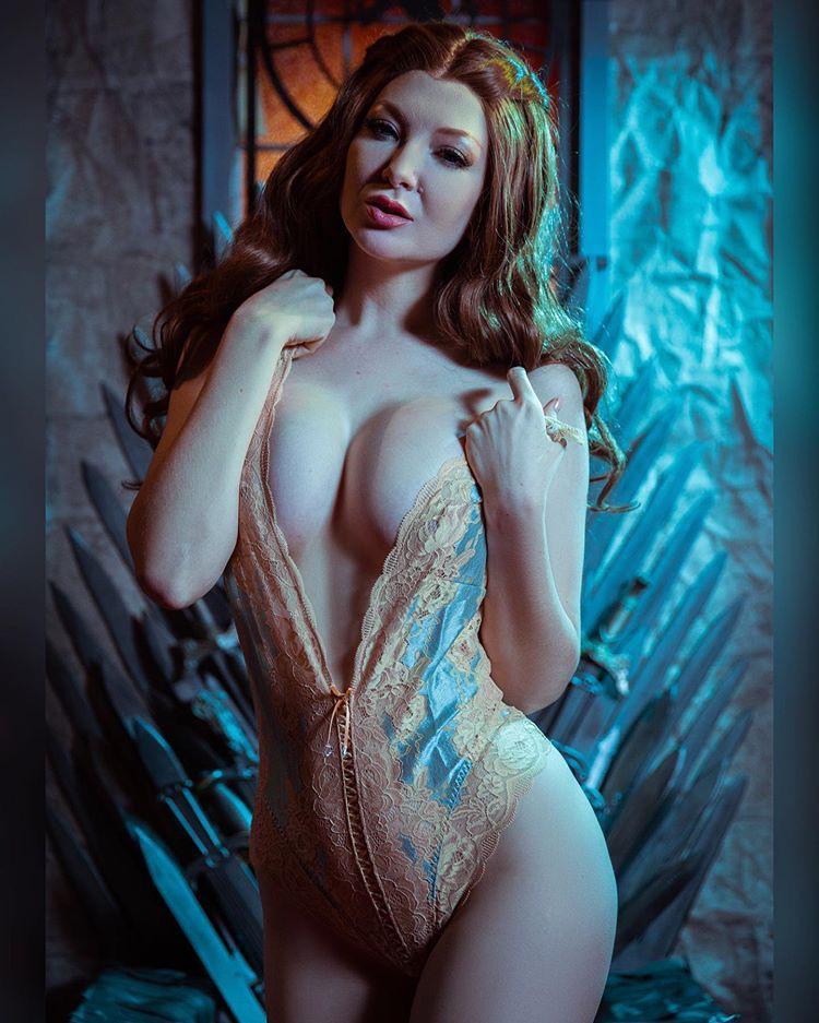 Margarey Tyrell By Ashlynne Dae