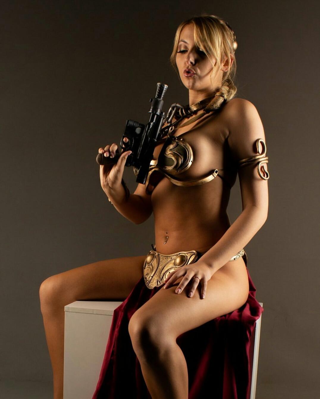 Princess Leia Organa By Griffin Maria