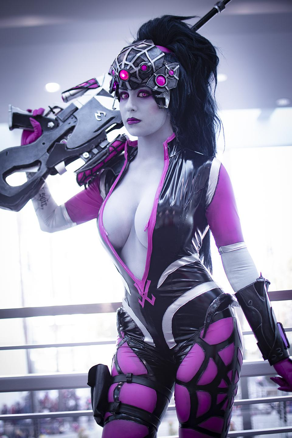Khainsaw As Widowmaker