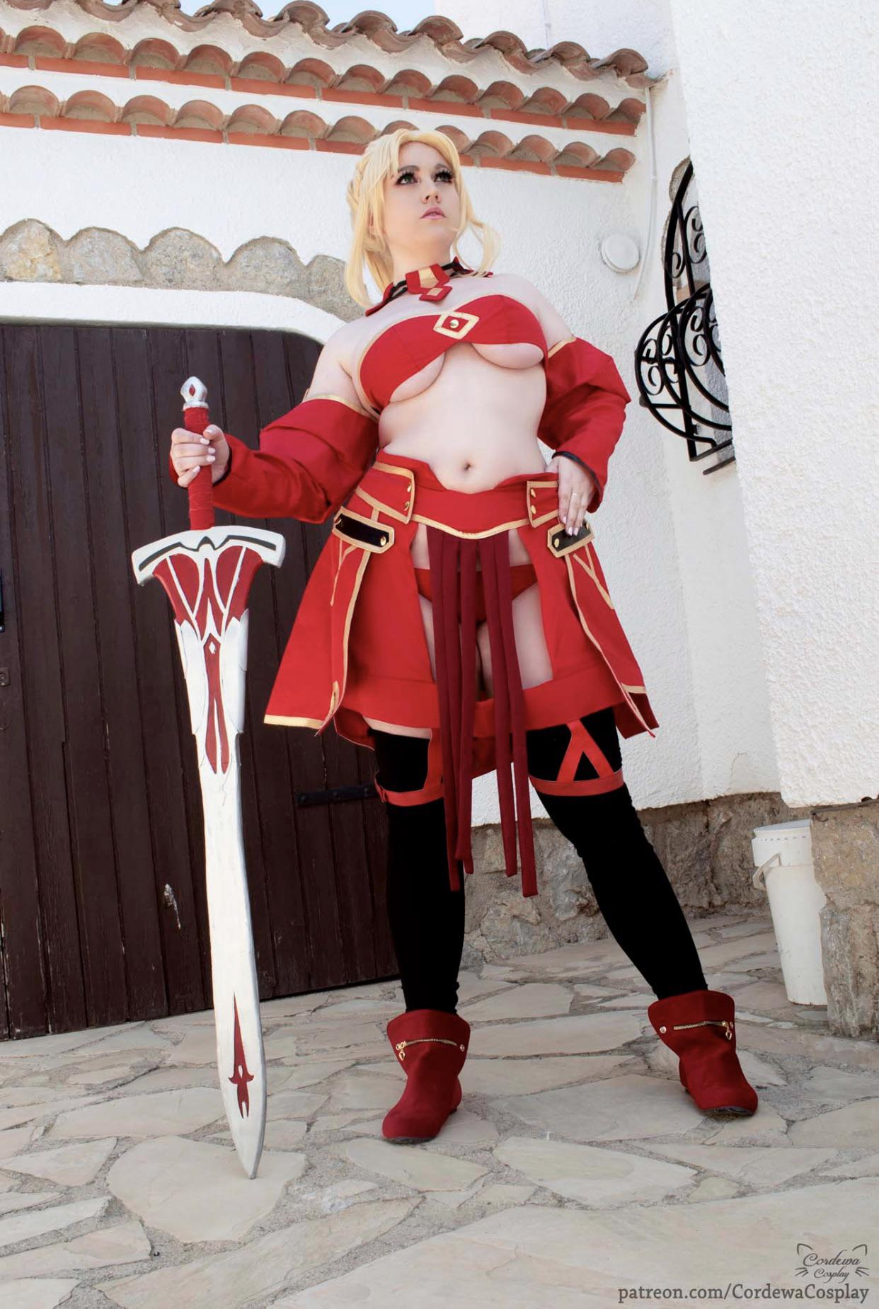 Mordred – By Cordewa Cosplay