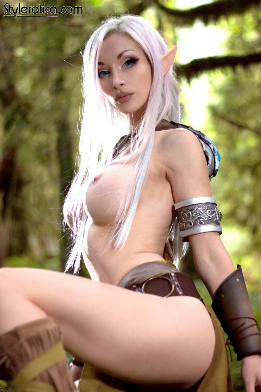 Elf Archer By Kato