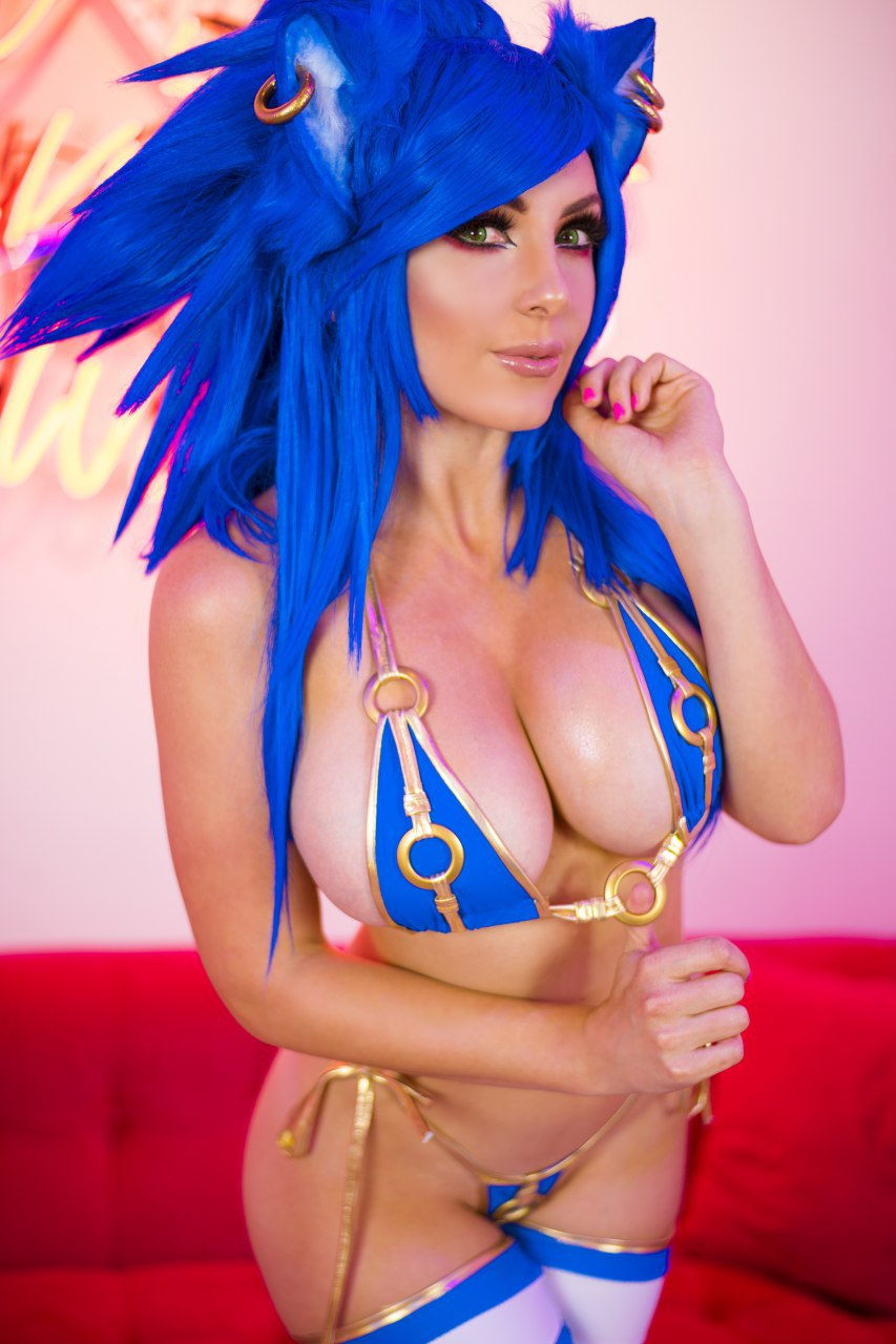 Jessica Nigri, Sonic