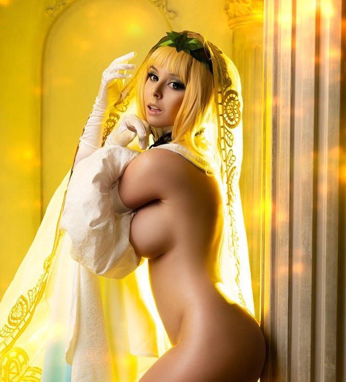 Saber Nero By Helly Von Valentine