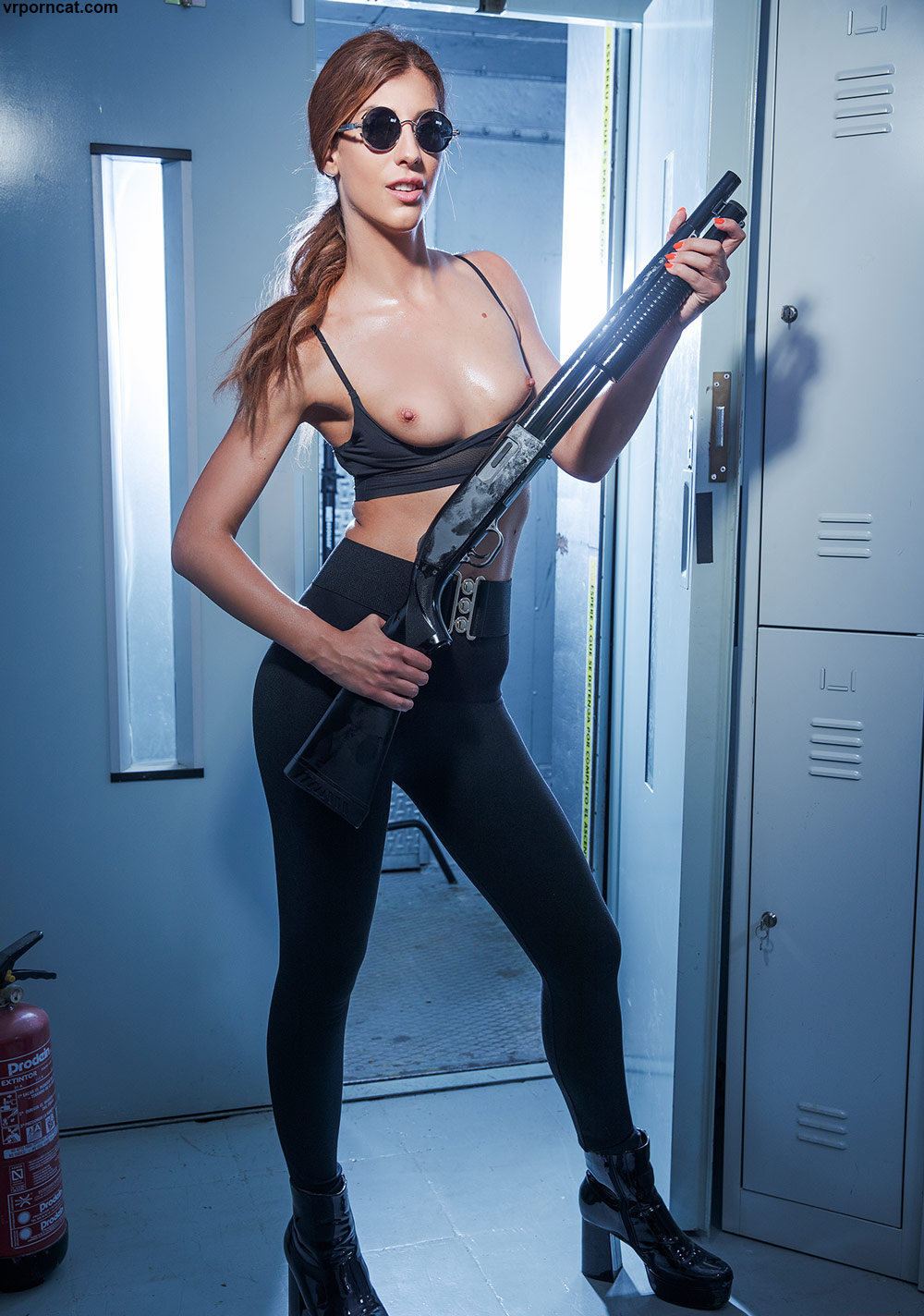 Sarah Connor, Terminator By Shona River