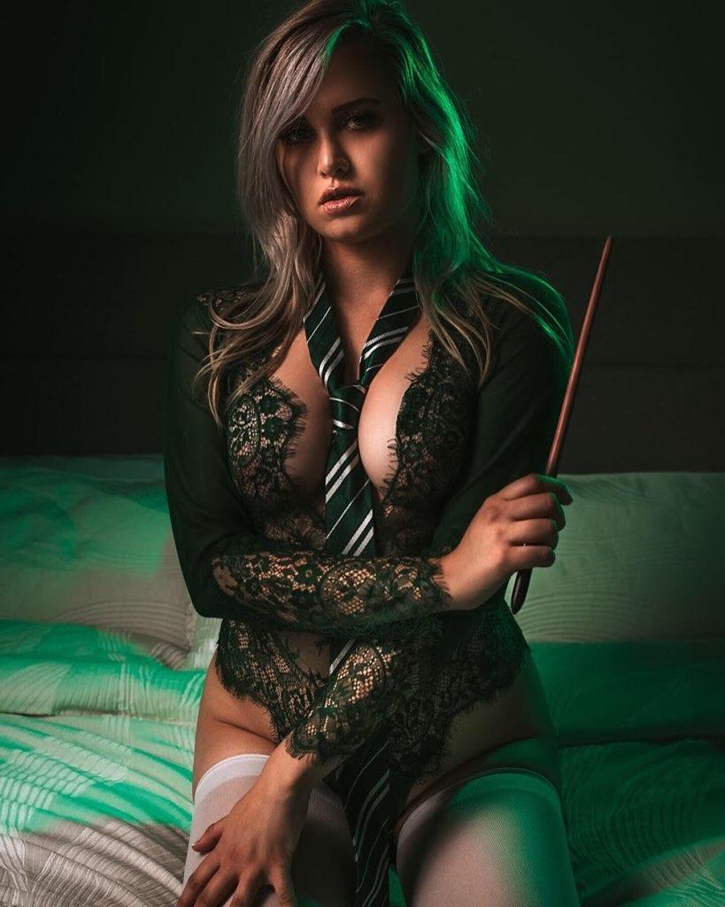 Sexy Slytherin By @katya_thegreat