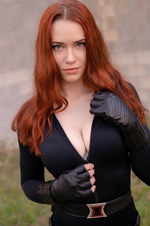 Black Widow By Nichameleon