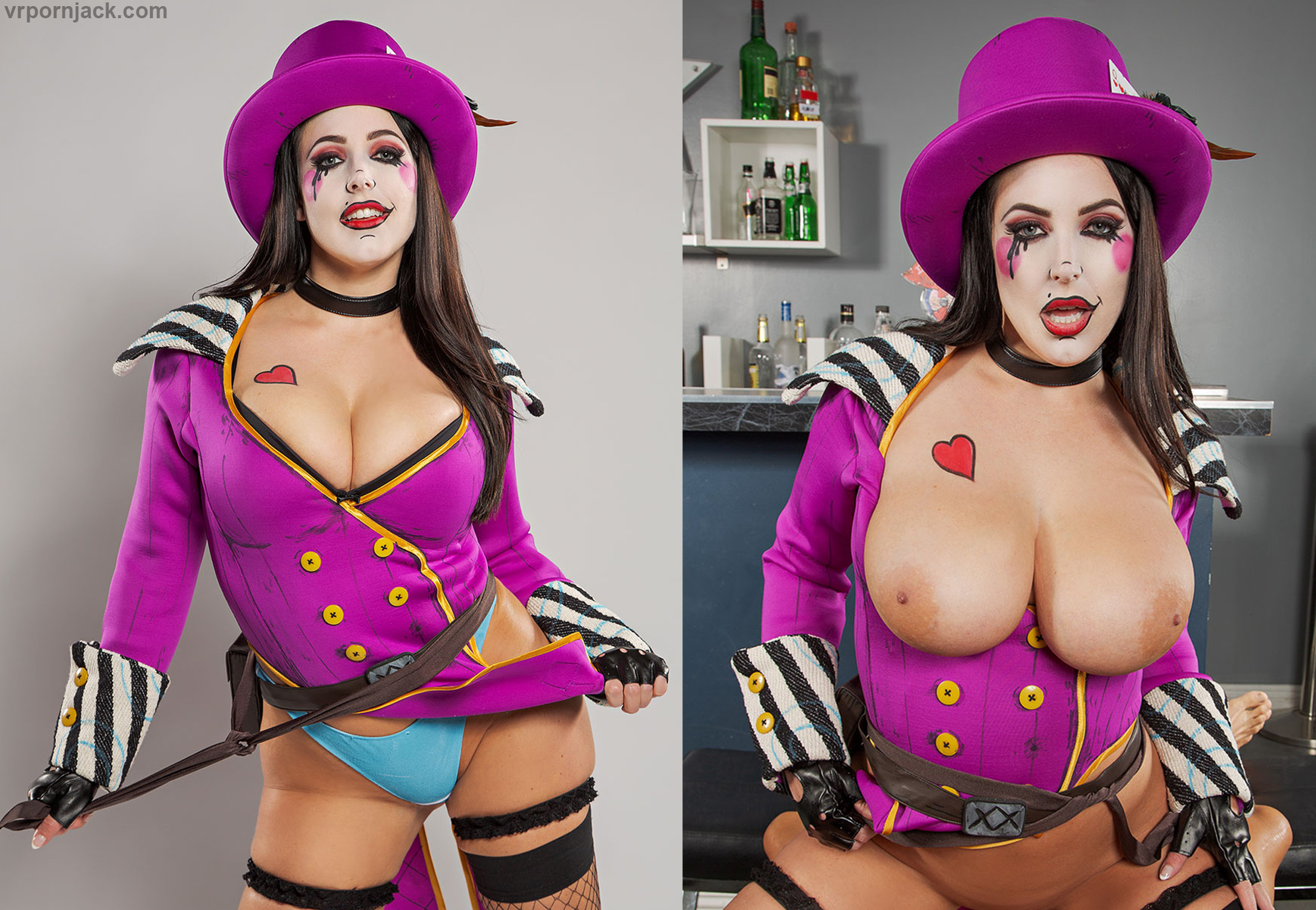 Mad Moxxi, Borderlands By Angela White