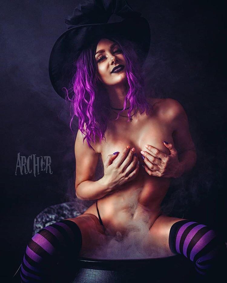 Witchy Woman By Rachallday