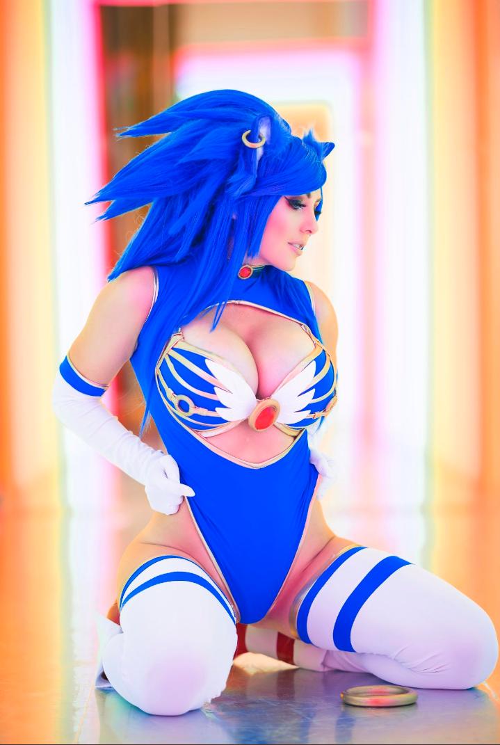 Sonic By Jessica Nigri