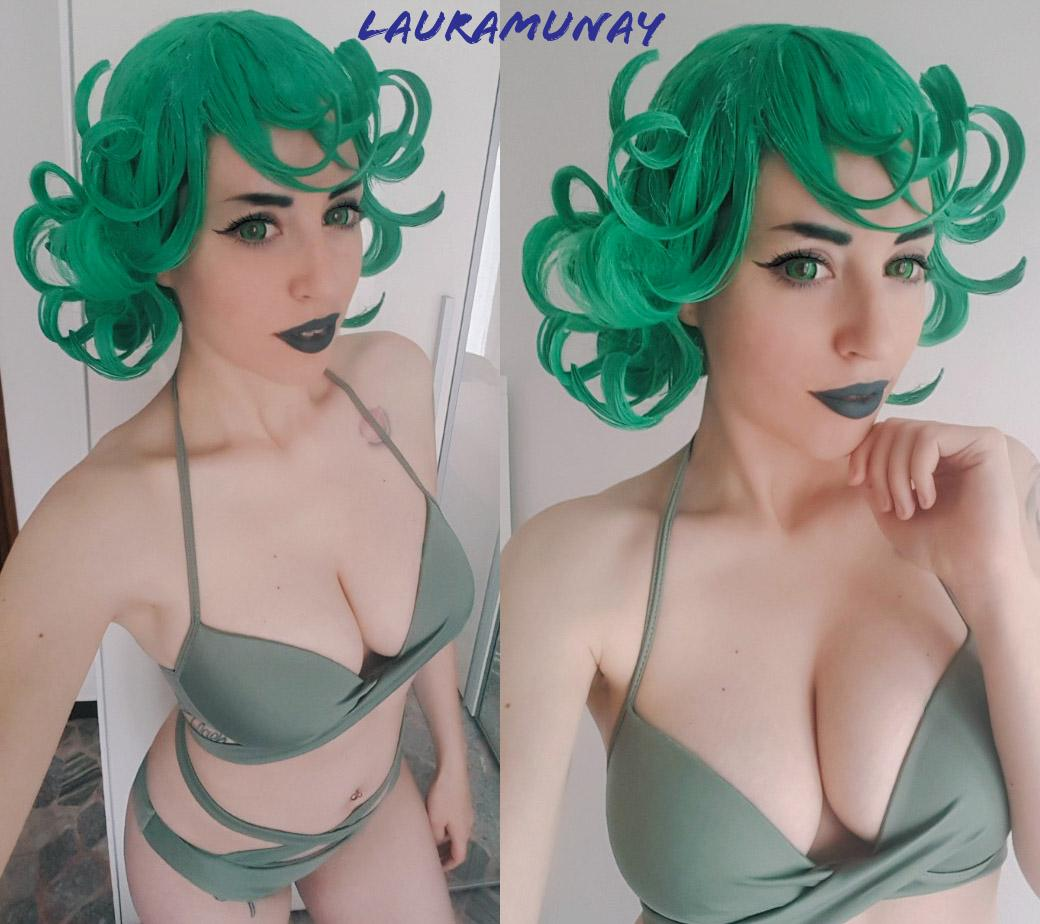 Tatsumaki By Lauramunay