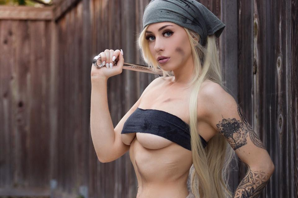 Winry By Elise Laurenne