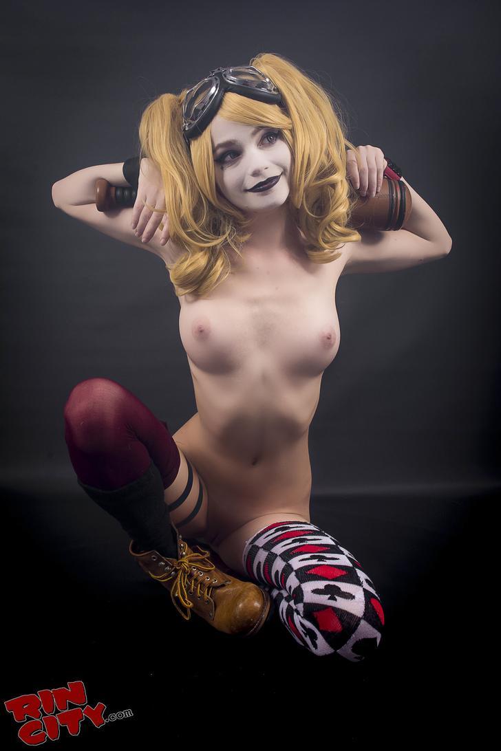 Harley Quinn By Rin City