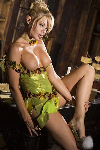 Riley Steele As Tinkerbell