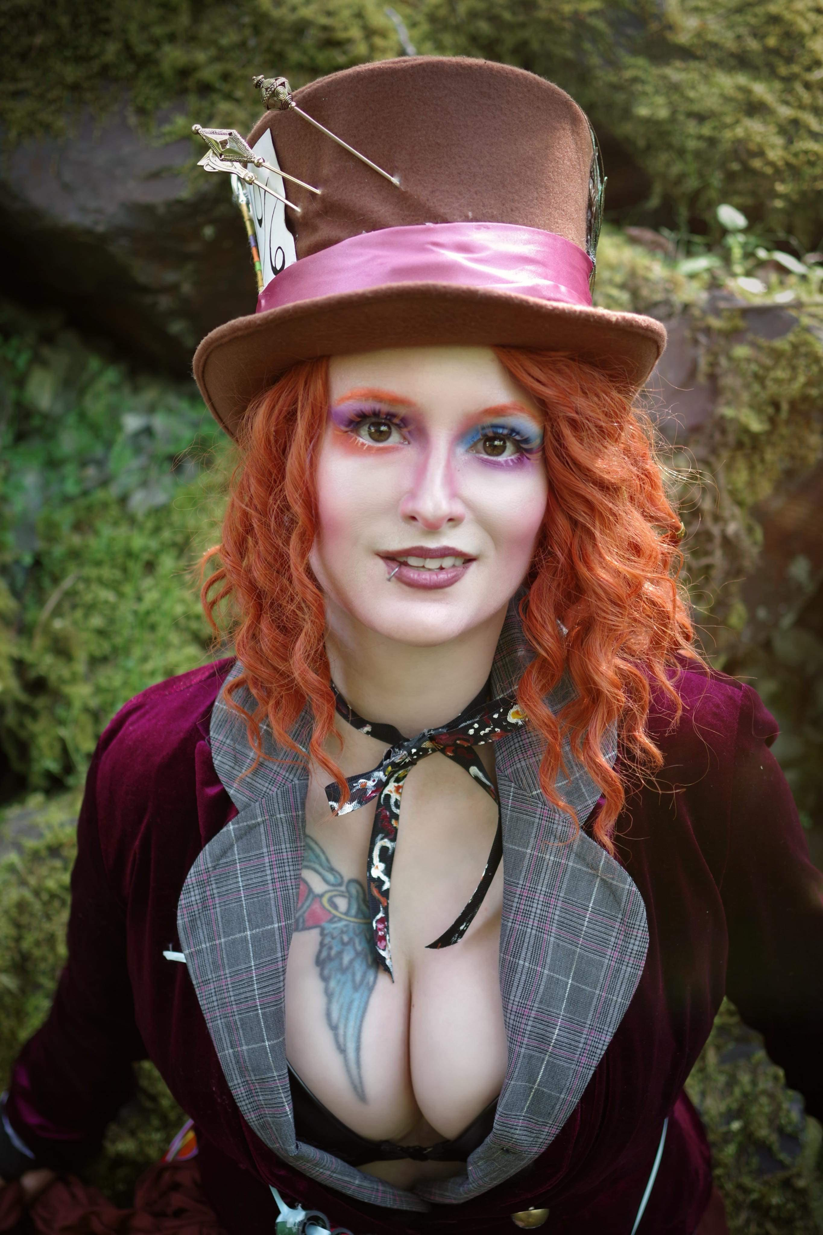 The Mad Hatter By Captive Cosplay