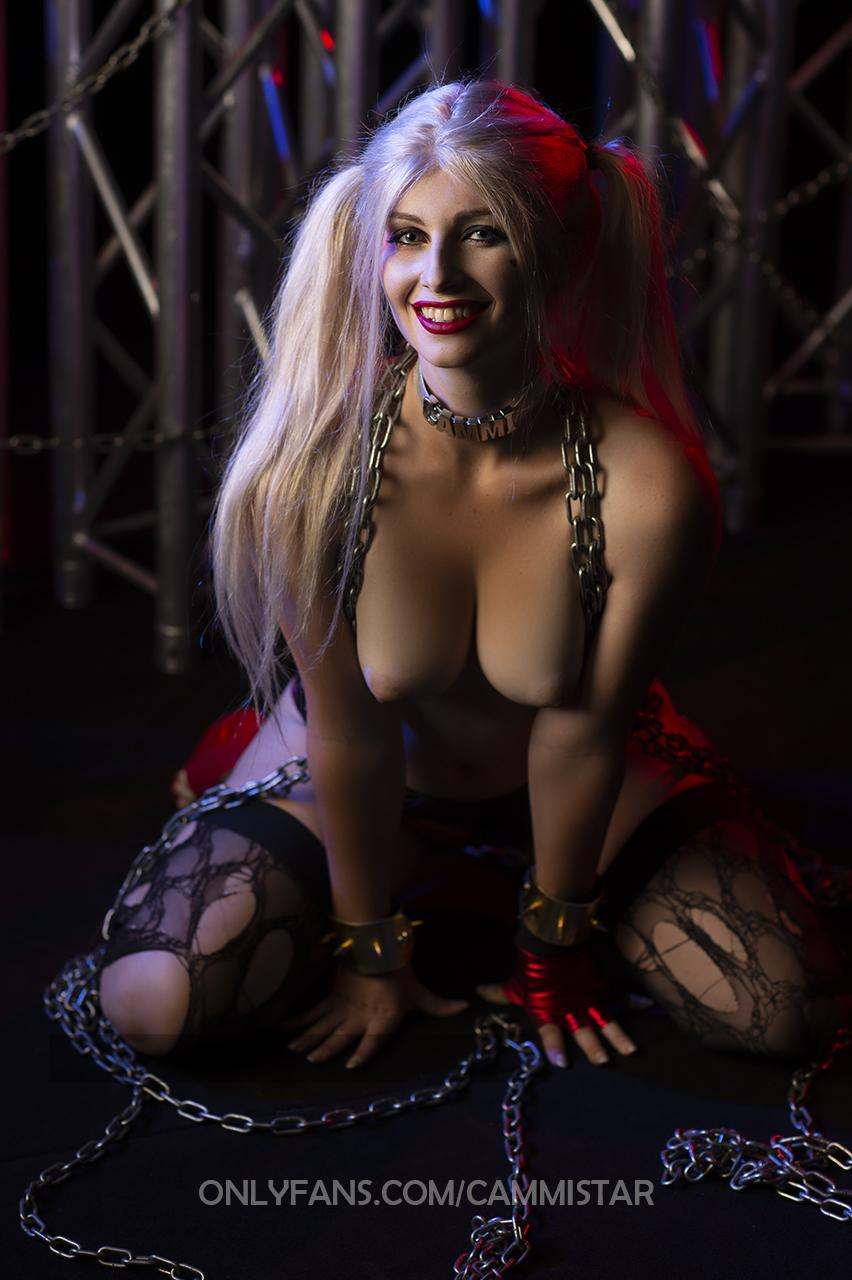 Harley Quinn By Cammi Star ?
