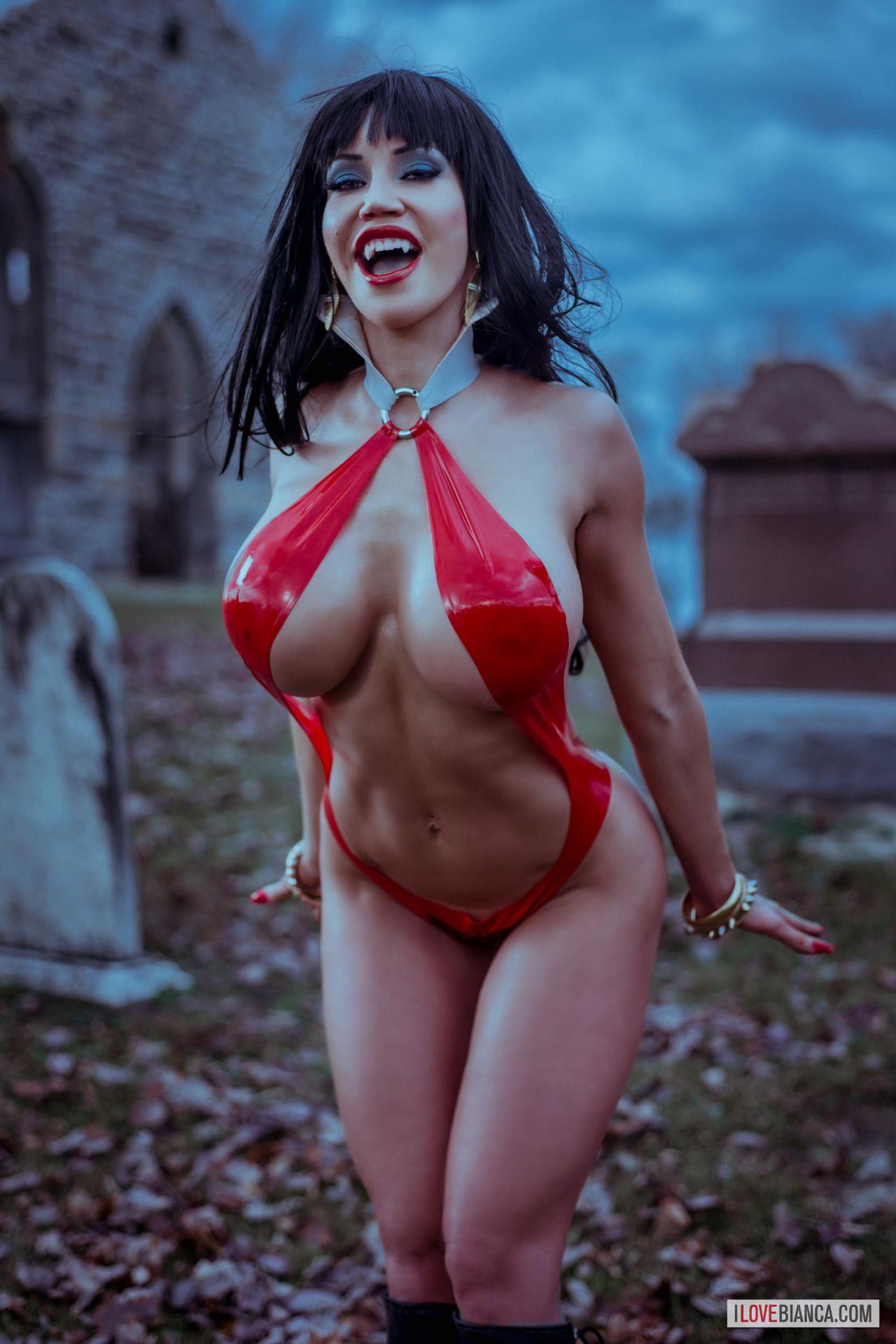 Vampirella Bianca Beauchamp