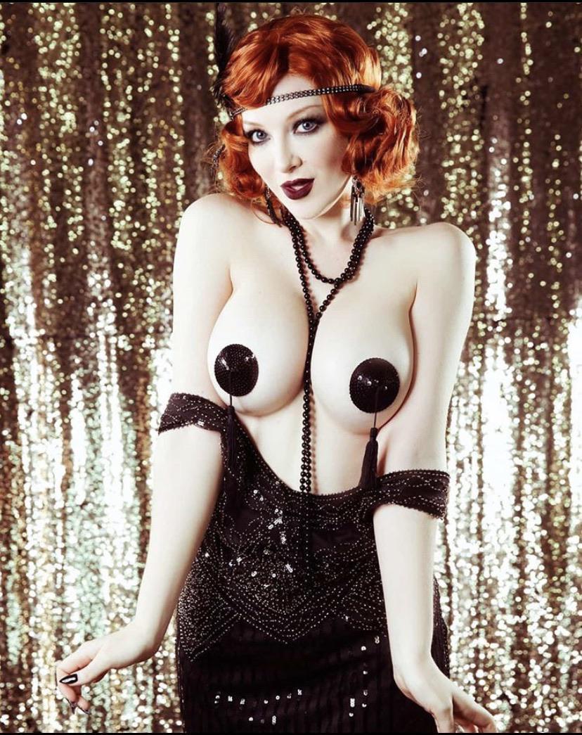 Roaring 20s Flapper Girl By Ashlynne Dae