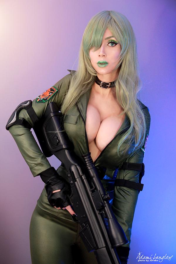 Sniper Wolf By Adami Langley