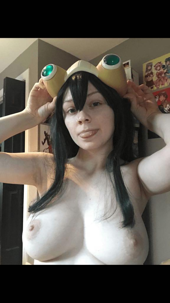 Tsu From MHA By Lauren_dragneel