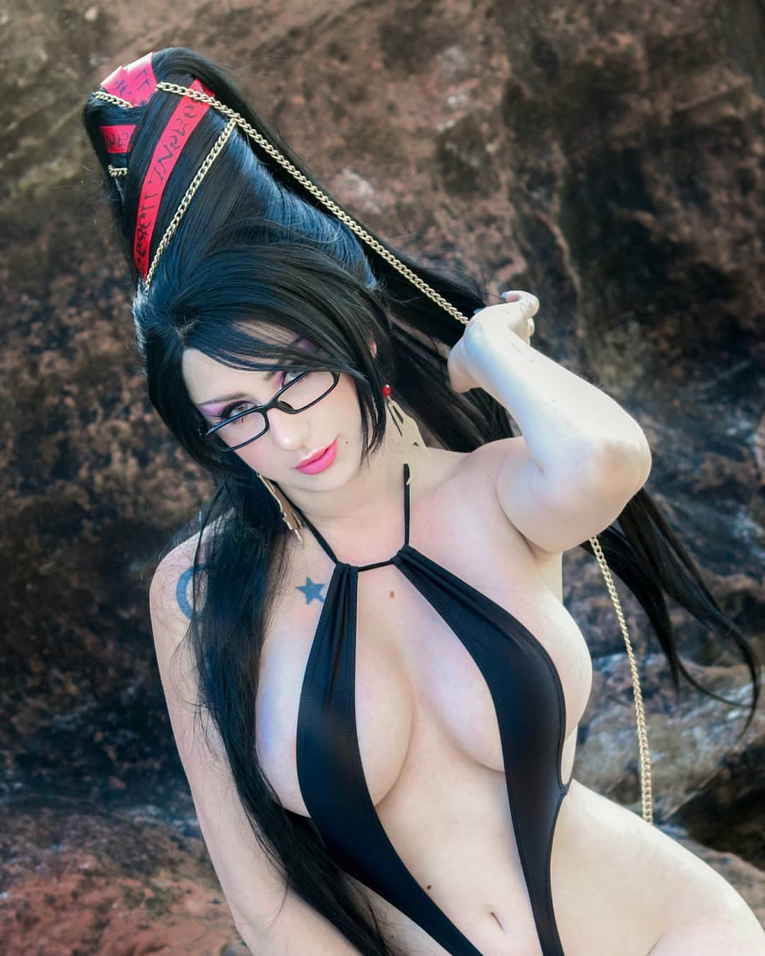 Bikini Bayonetta By Giu Hellsing