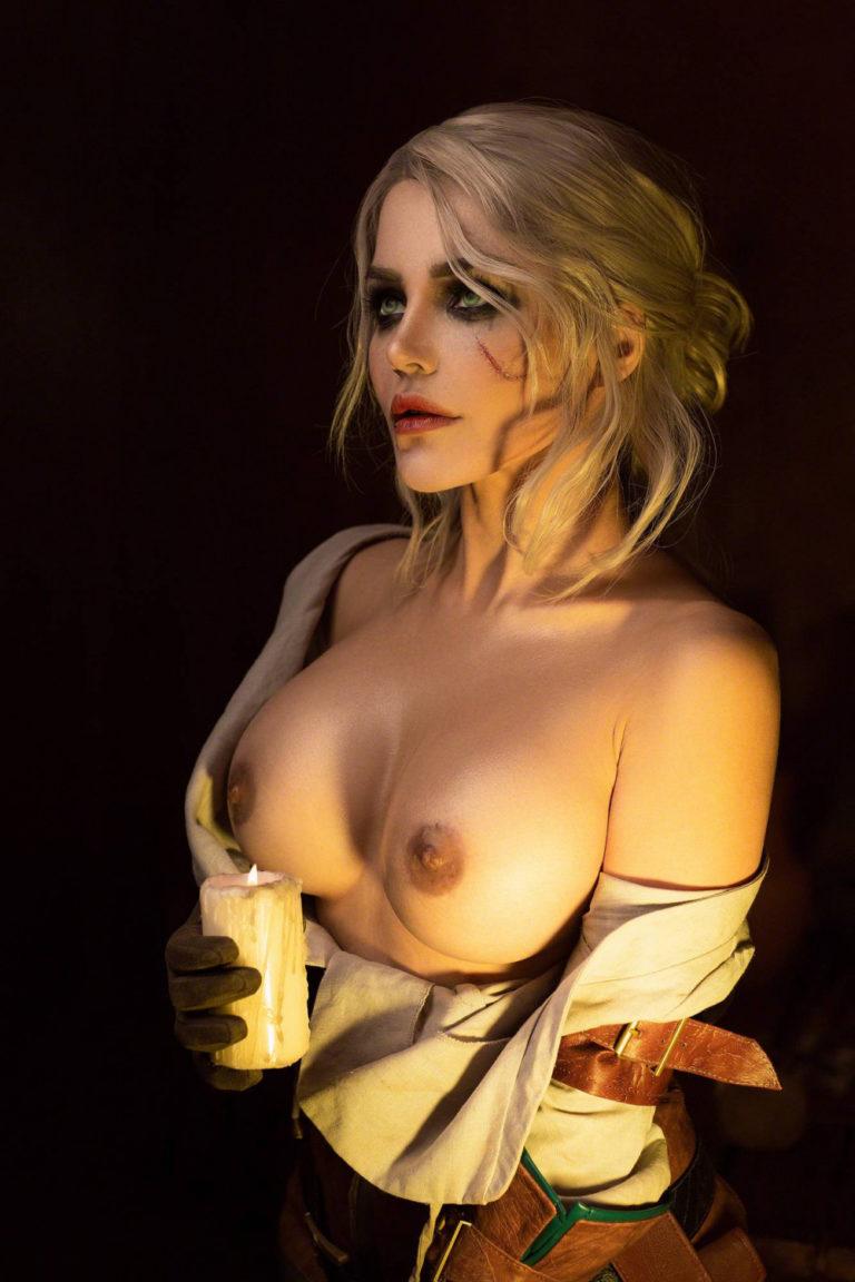 Kalinka Fox As Ciri