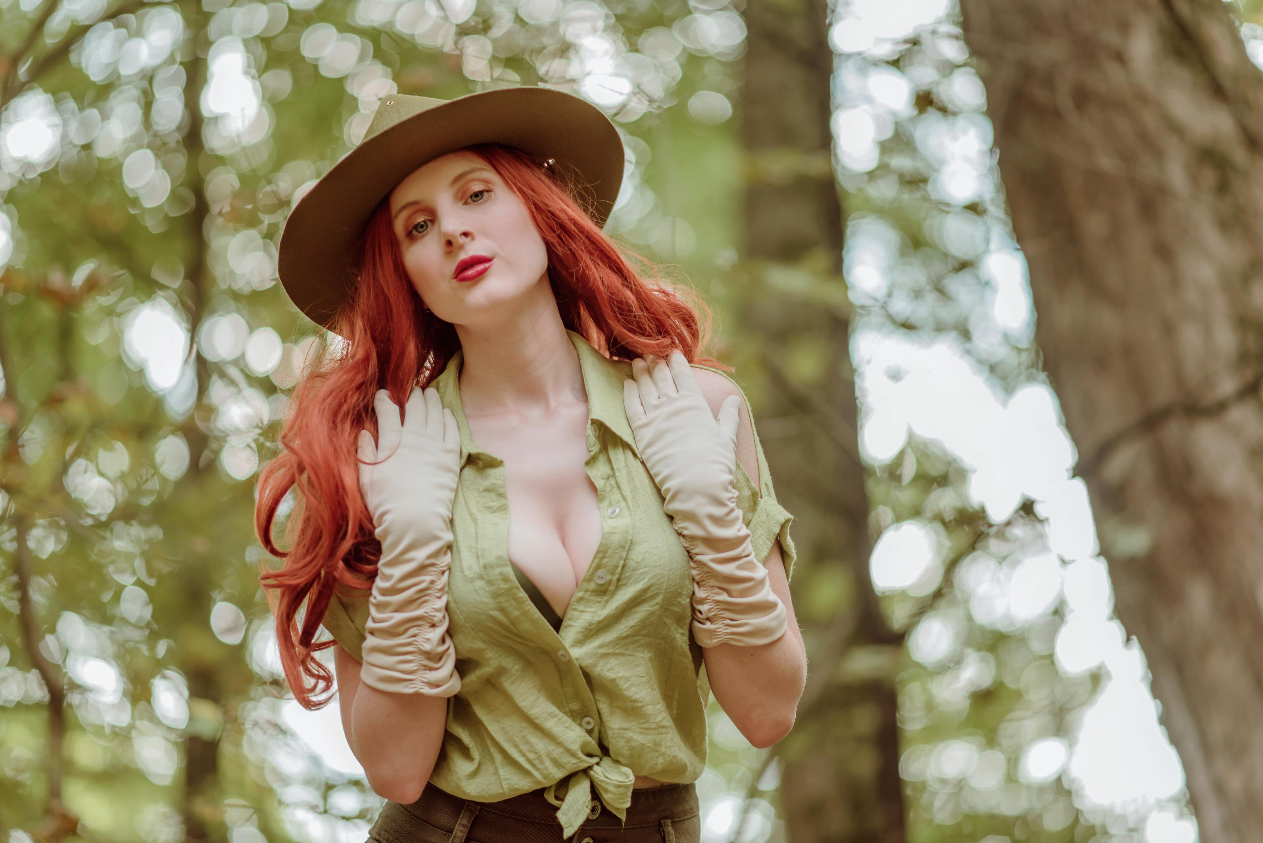 Park Ranger Jessica Rabbit By Little Miss Fable