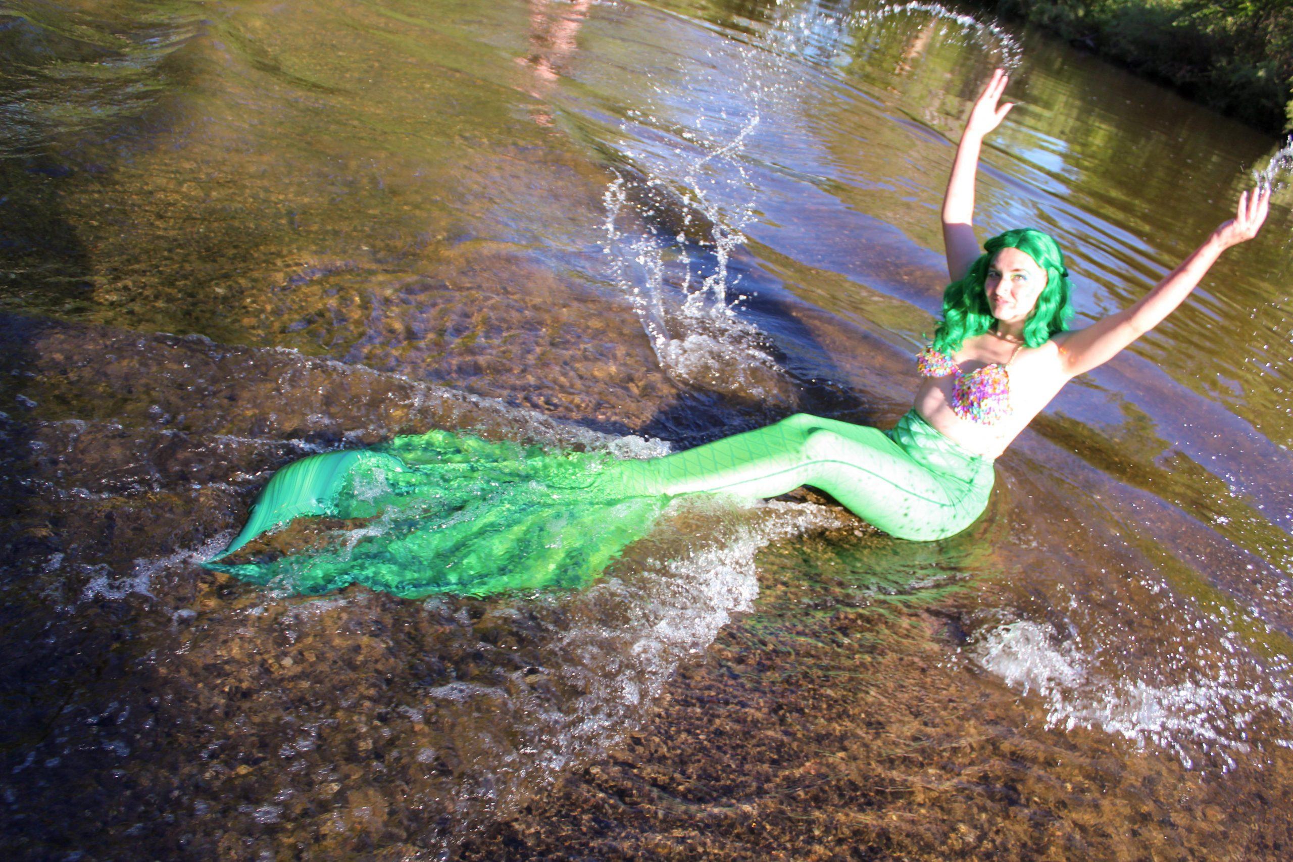 Mermaid By Mddemo