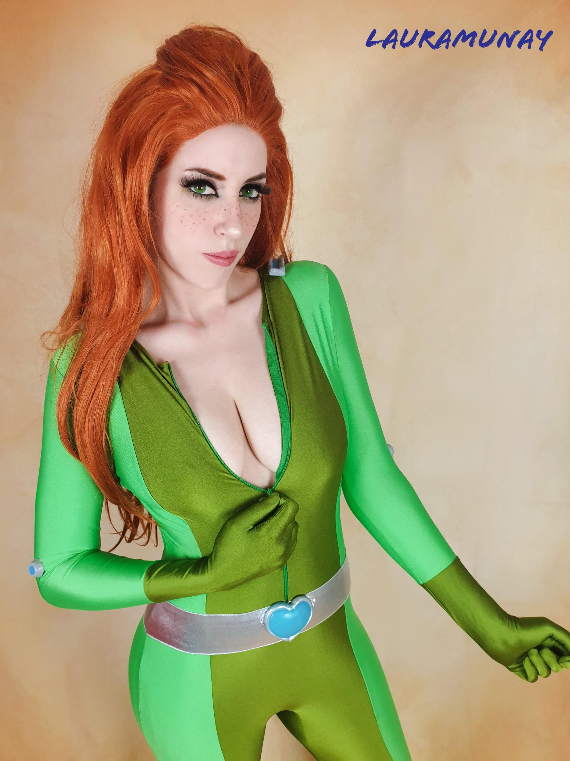 Sam From Totally Spies By Lauramunay