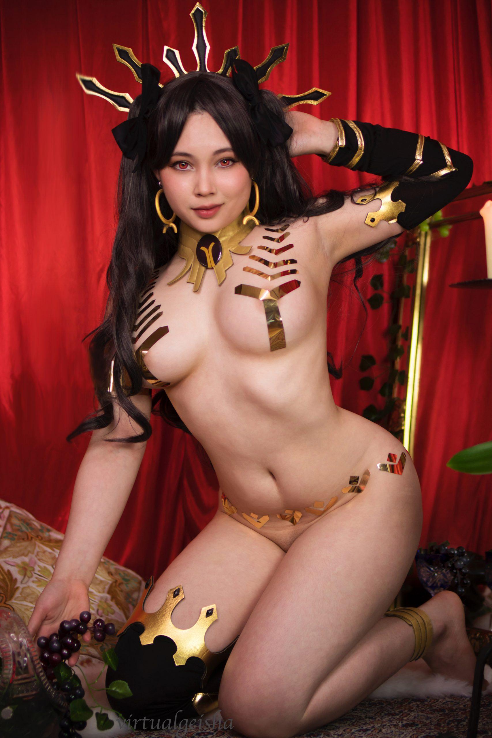 Virtual Geisha As Ishtar