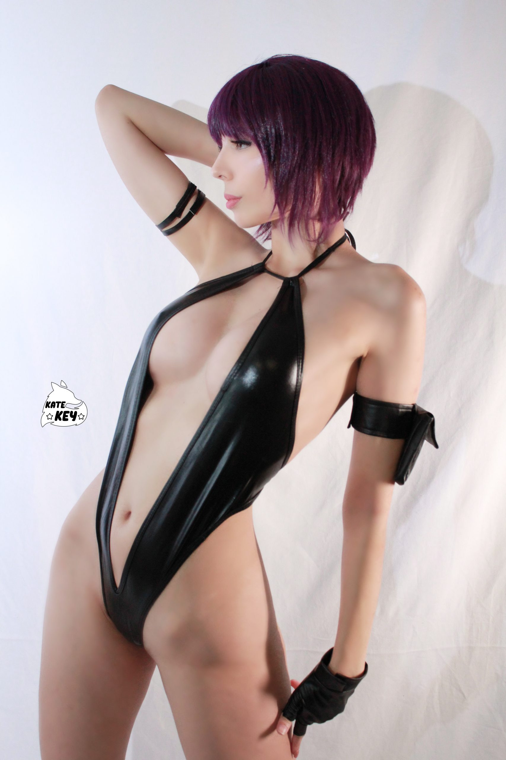 Major Motoko Kusanagi Erocosplay By Kate Key