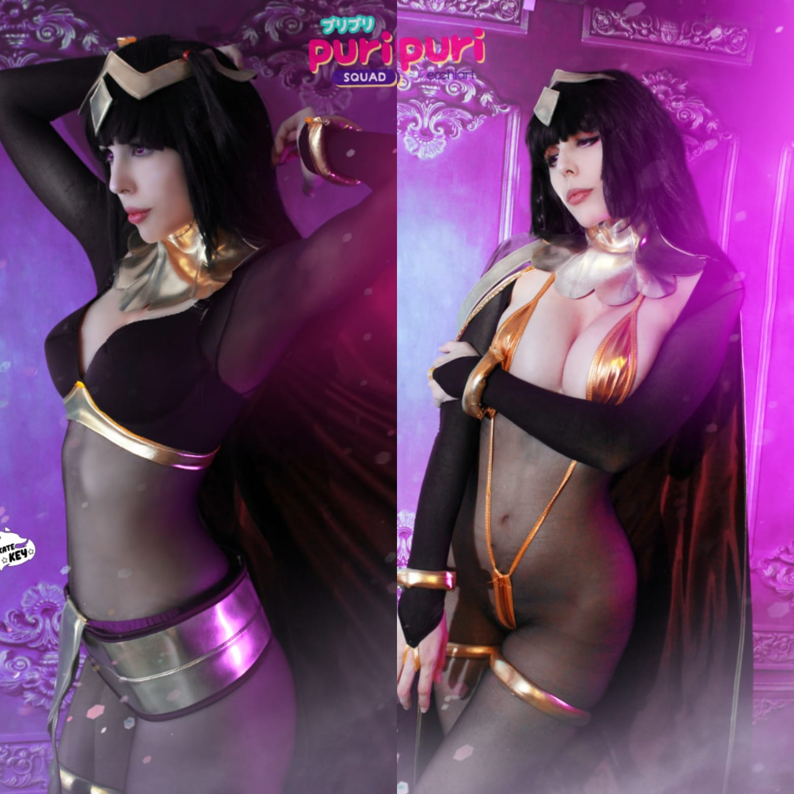 ON//OFF Tharja Form Fire Emblem! – By Kate Key