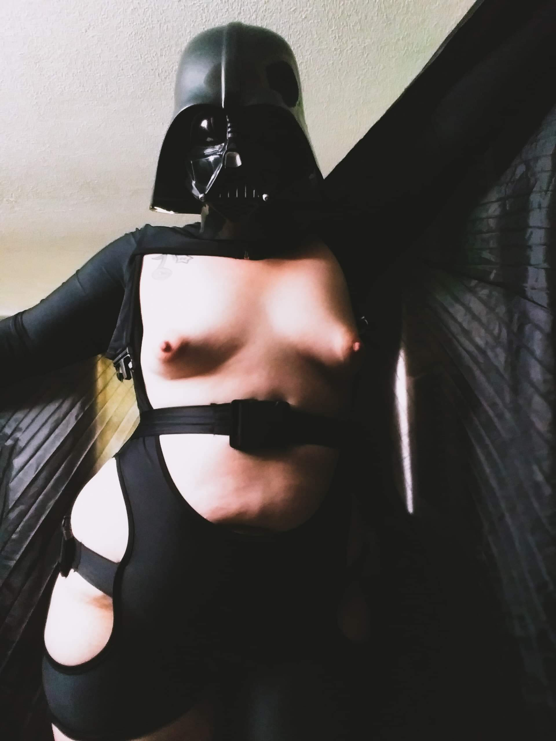 Crush Malaise As Darth Vader