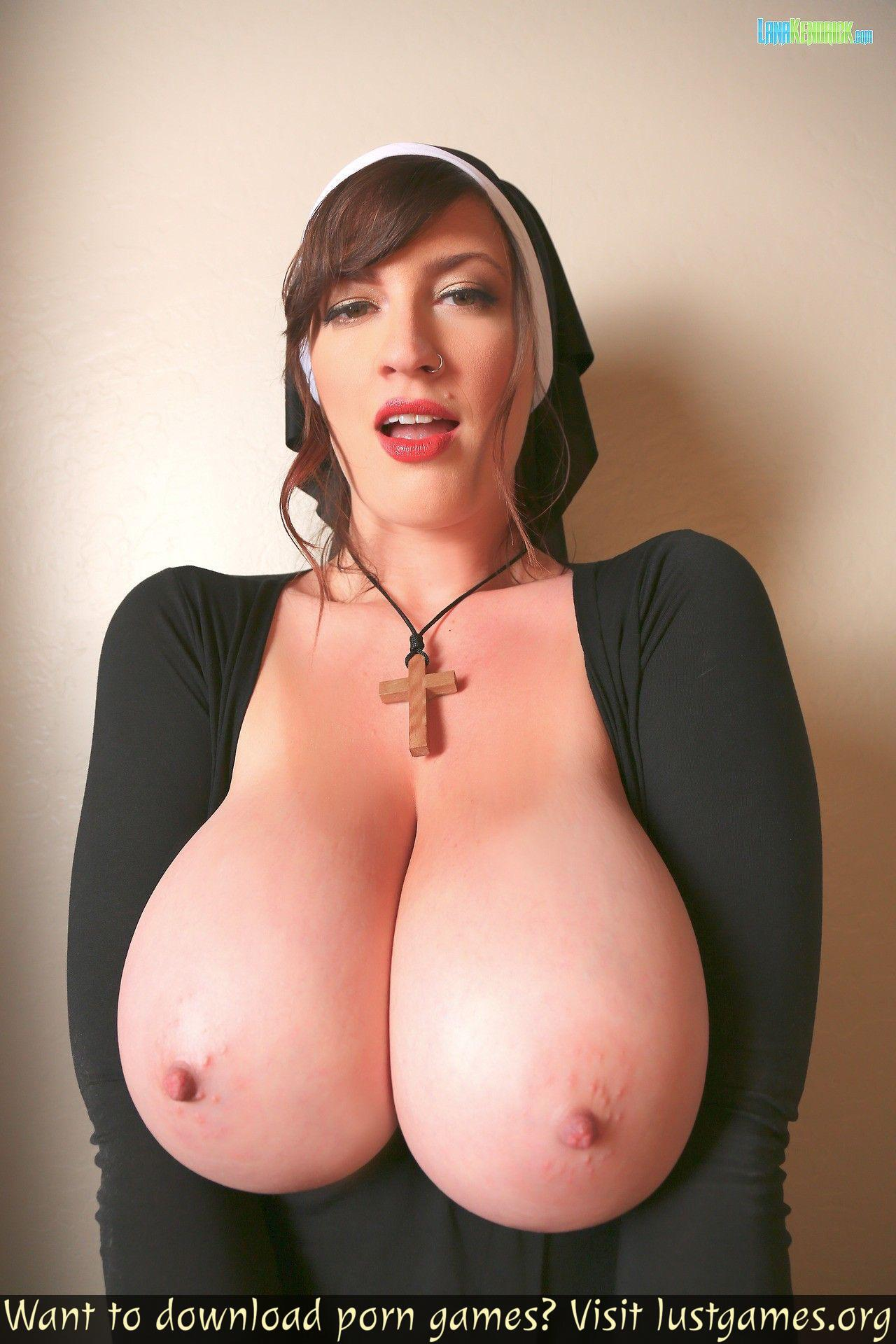 Naughty Nun By Lana Kendrick