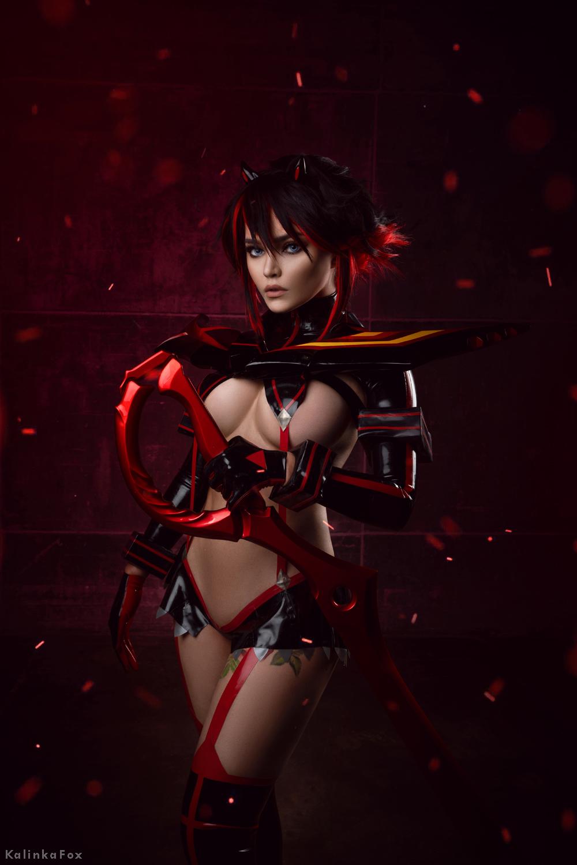 Ryuko By KalinkaFox