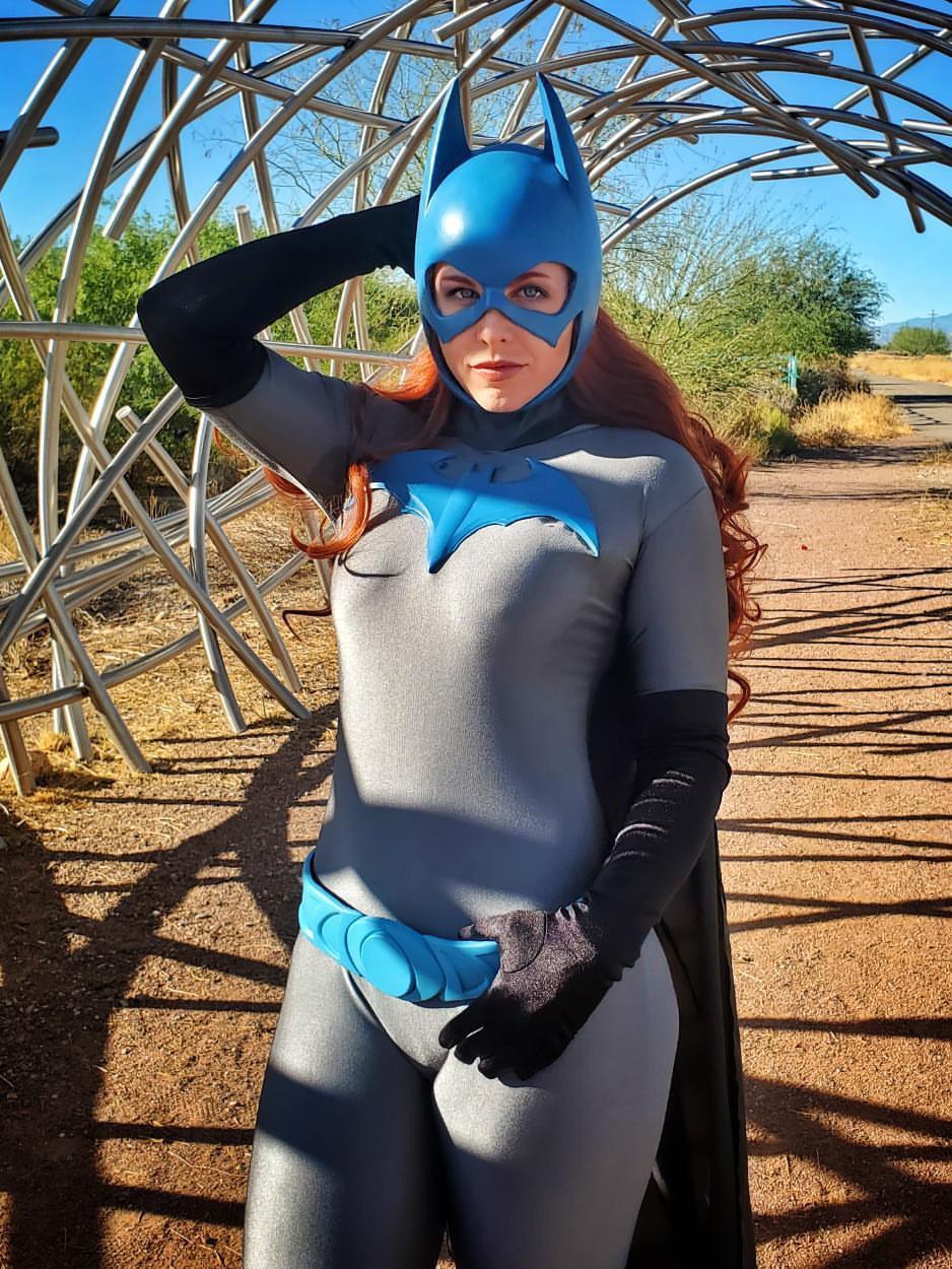 Batgirl Cosplay By The Lovely TattedKhaleesi