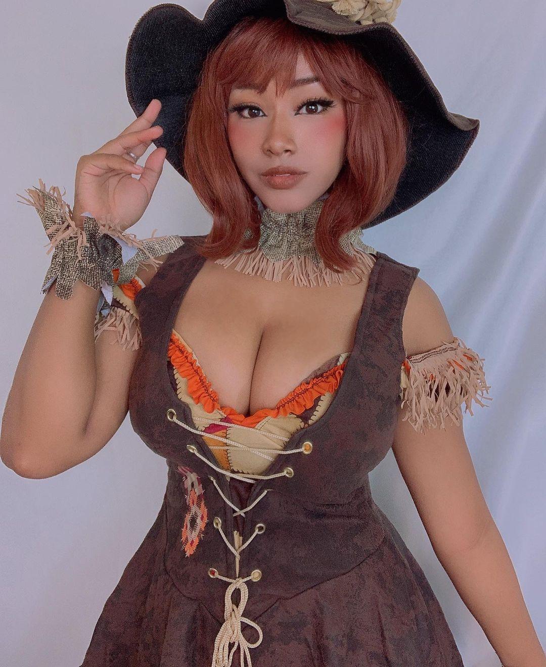 Halloween Uraraka By Unique Sora, My Hero Academia
