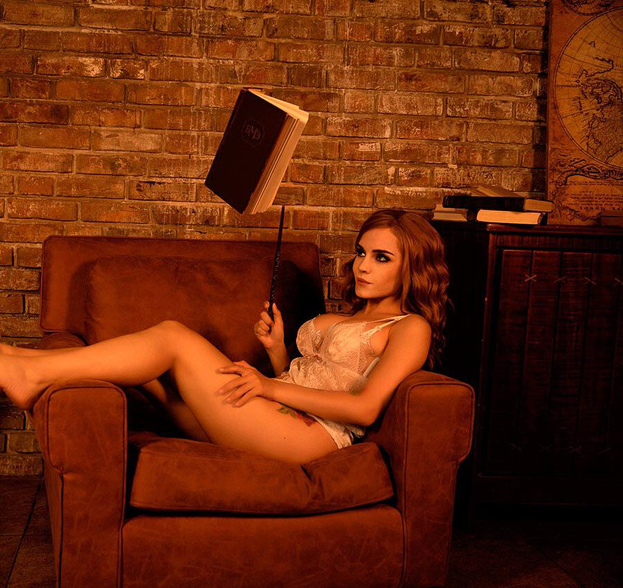 Hermione Granger From Harry Potter By Kalinka Fox